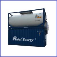 Heat recovery for the industry Ridel Cub Ridel energy