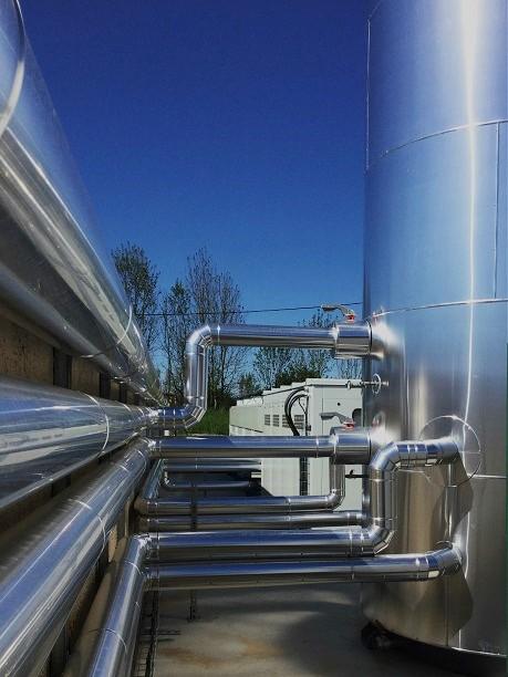 Recuperateur de chaleur sur centrale frigorifique RecRidel Ridel Energy