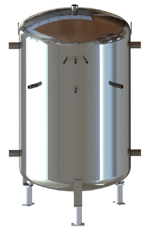Stockeur d'energie en eau primaire RidelPrem