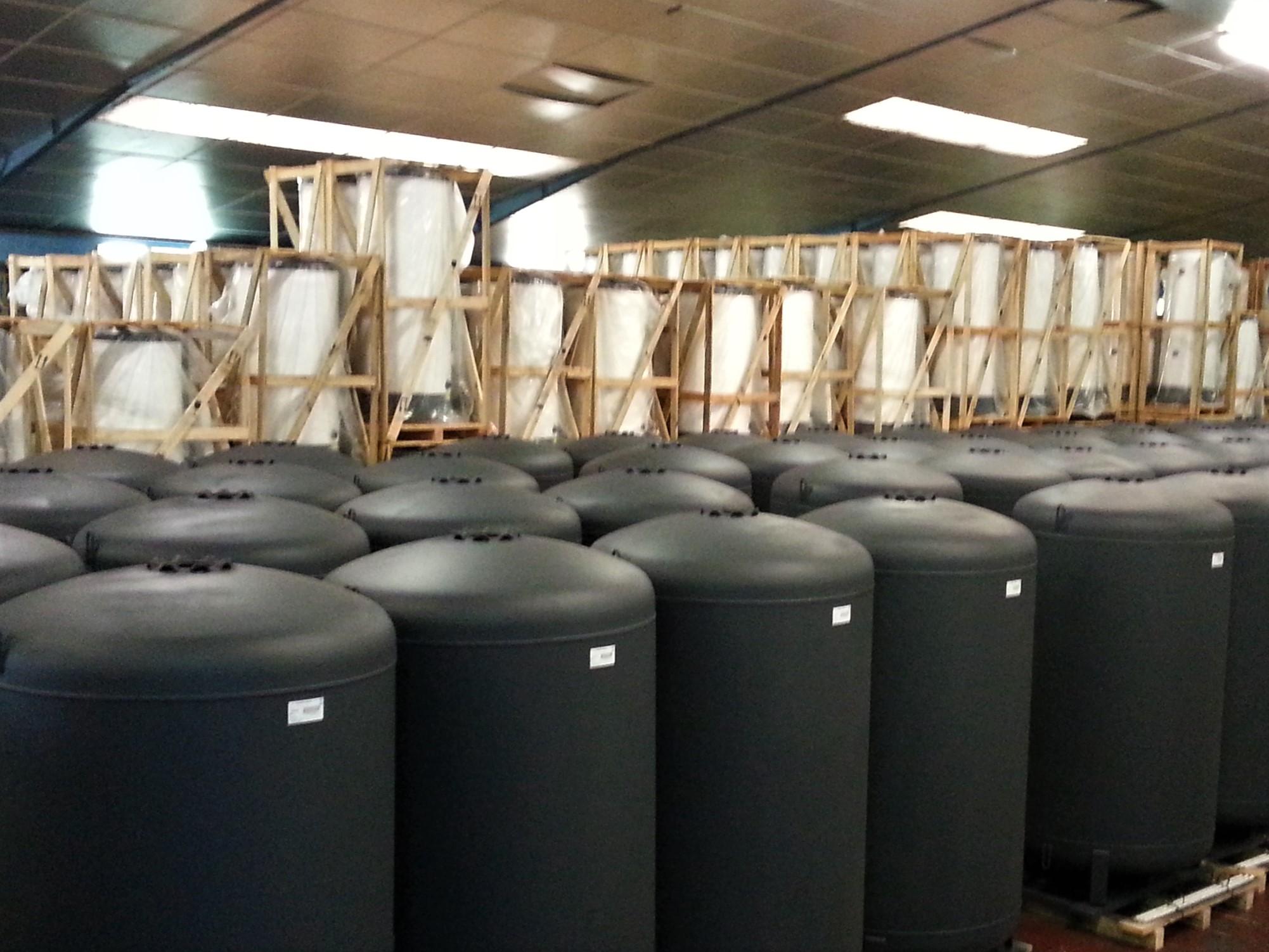 Production d'eau chaude sanitaire Ridel-Energy
